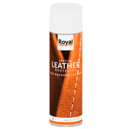 Leather protector spray