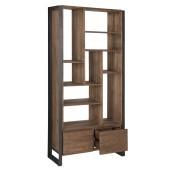 Fendy Bookcase 2 la / 9 open vakken