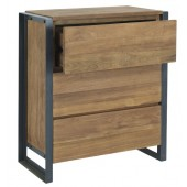 Fendy dressoir 3 lades