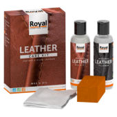Care kit wax & oil leather
